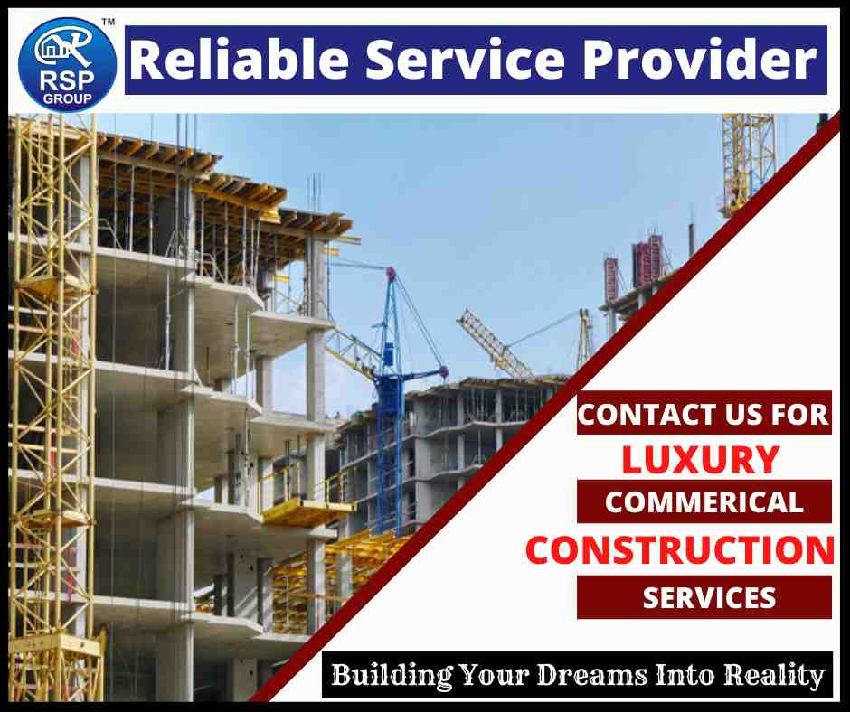 Best Commercial Construction Services in India