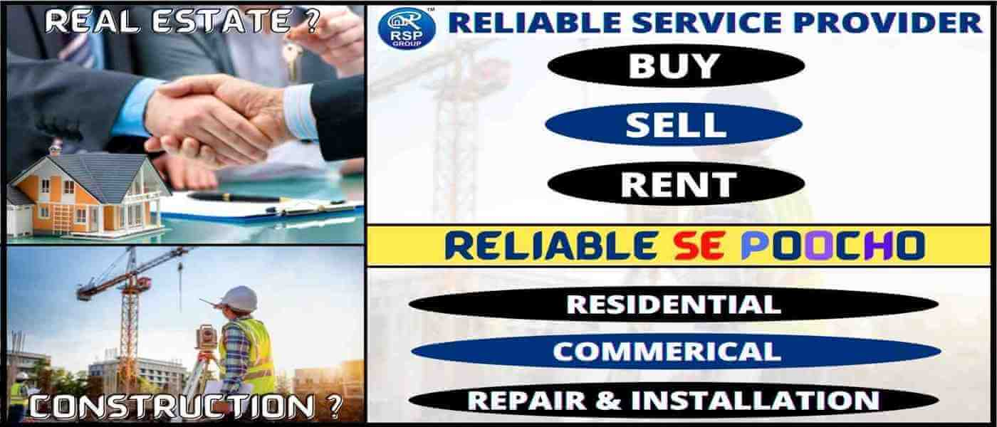 Best Construction and Real Estate Services in India