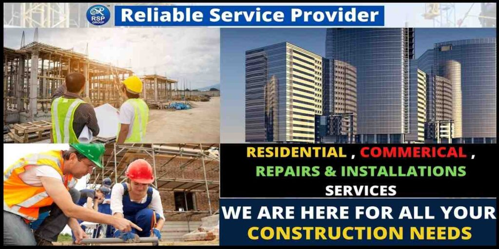 Best Construction Service Provider in India