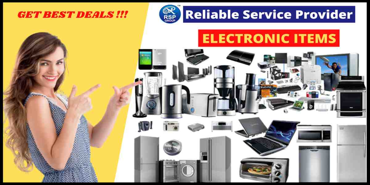 Best Place To Buy Electronic Items in India