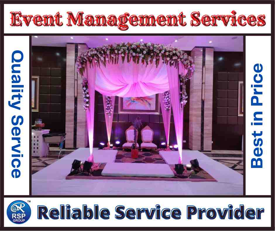 Best Event Management Service Provider in India
