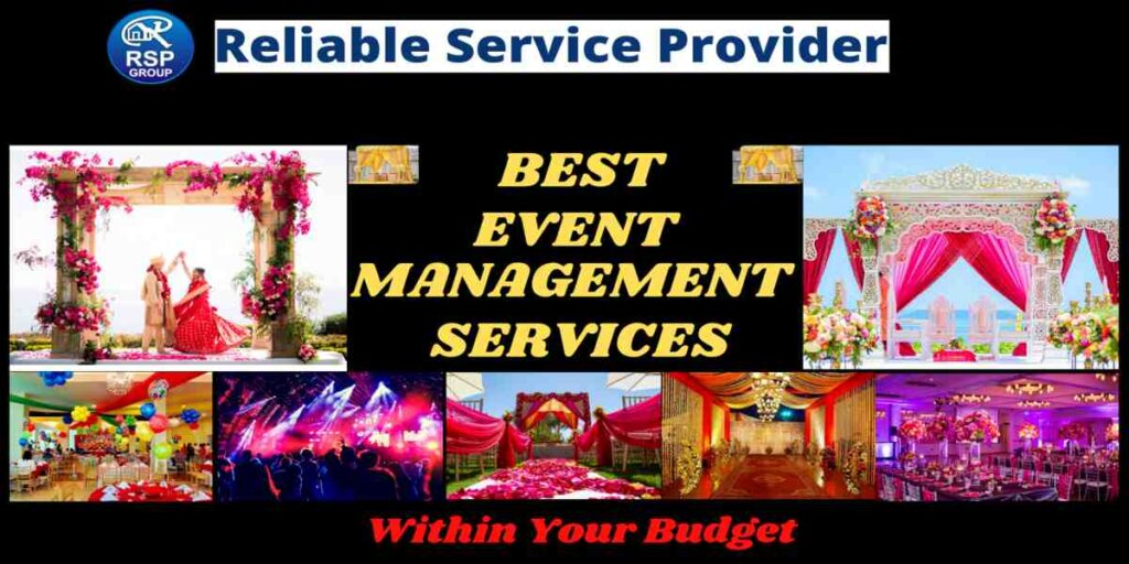 Best Event Management Services in India