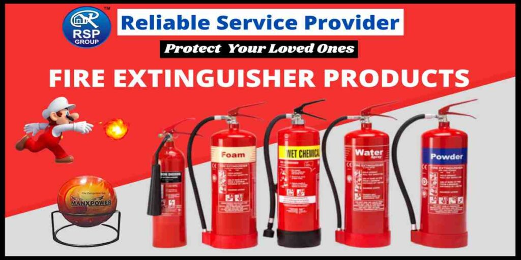 Best place to buy Fire Extinguisher Products in India