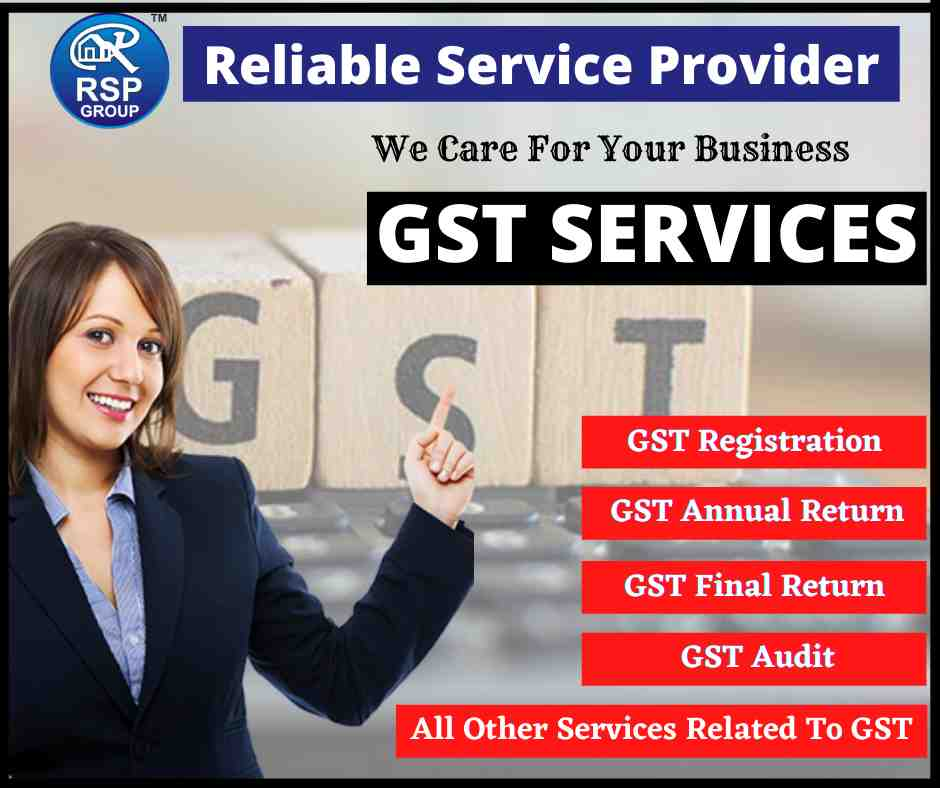 Best GST Service Provider in India