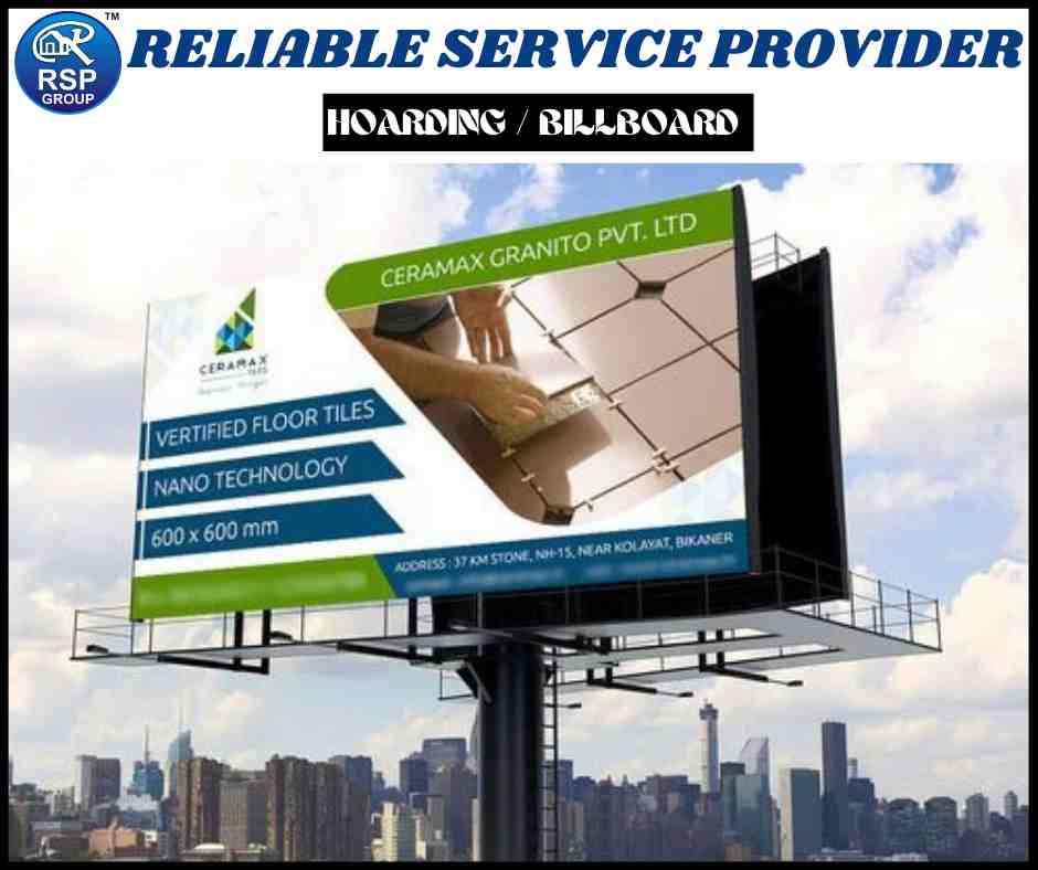 Best Hoarding and Billboard Services in India