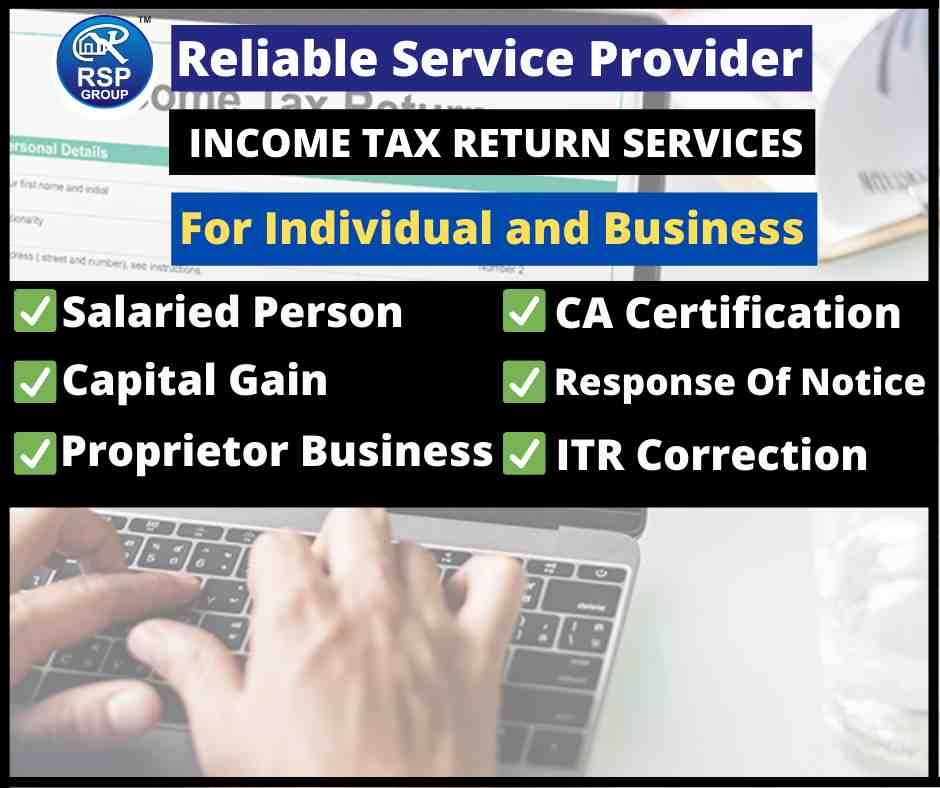 Best ITR Filing Services in India