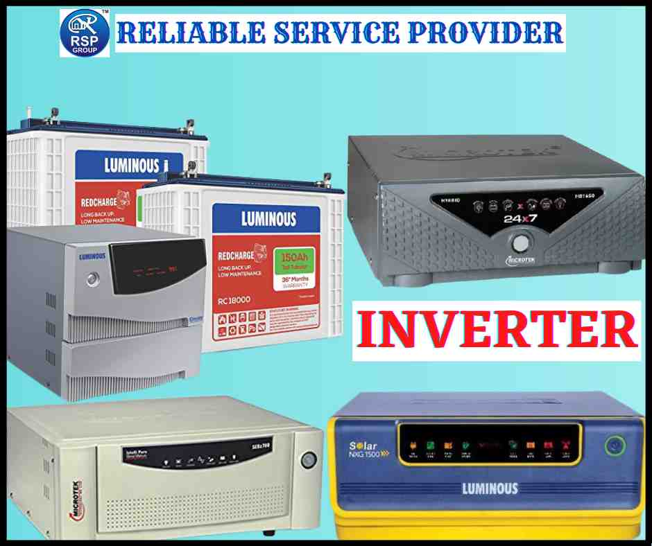 Buy Inverter from Reliable Service Provider