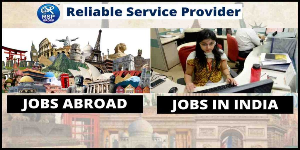 Best Job Placement Service Provider in India