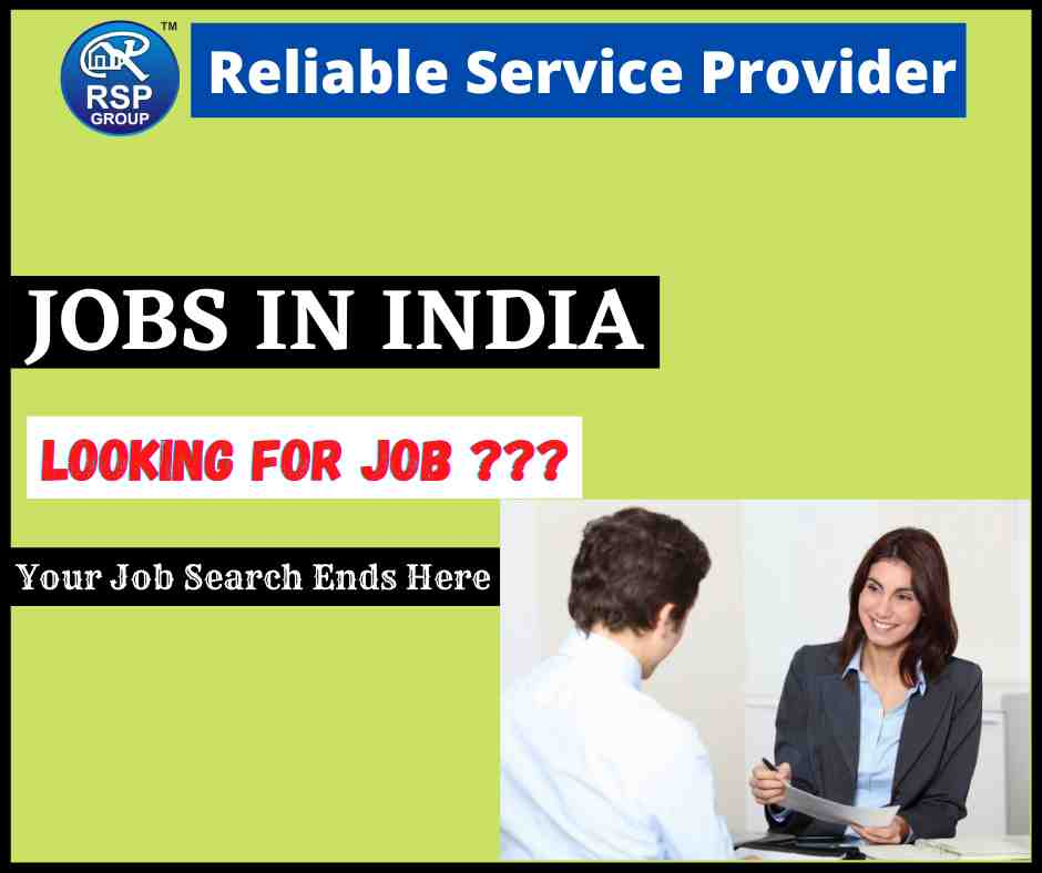 Best Job Placement Company in India