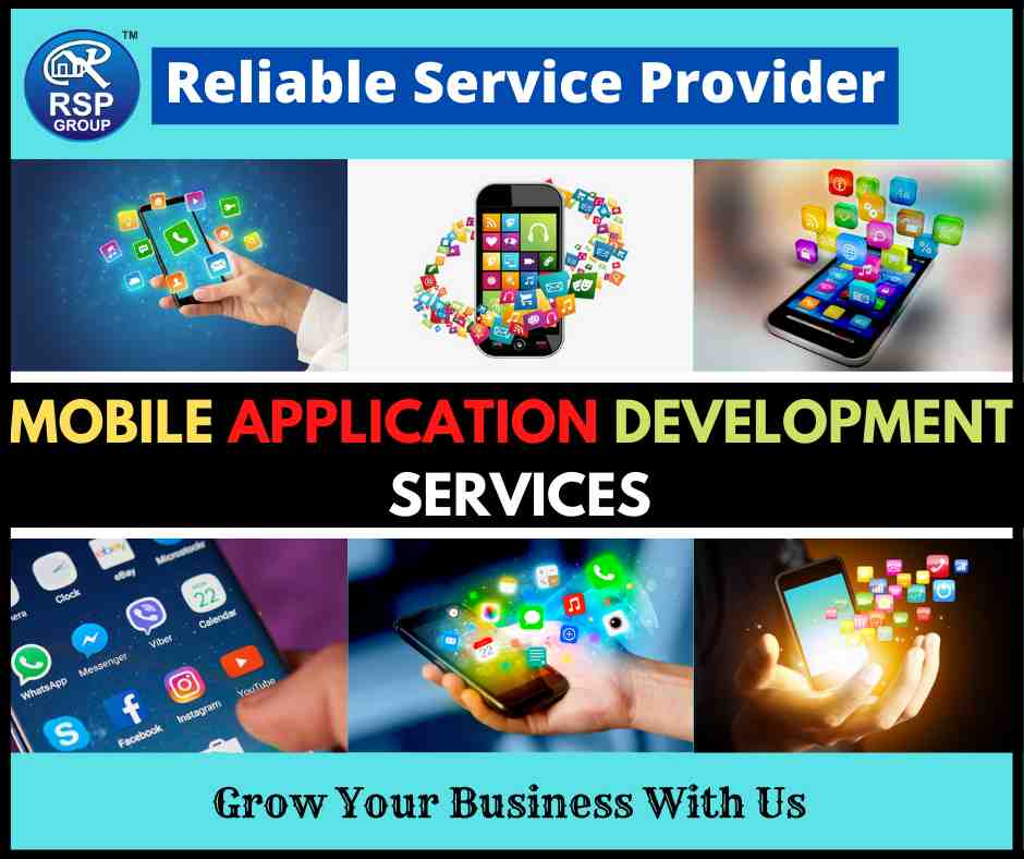 Best Mobile App Development Services Provider in India