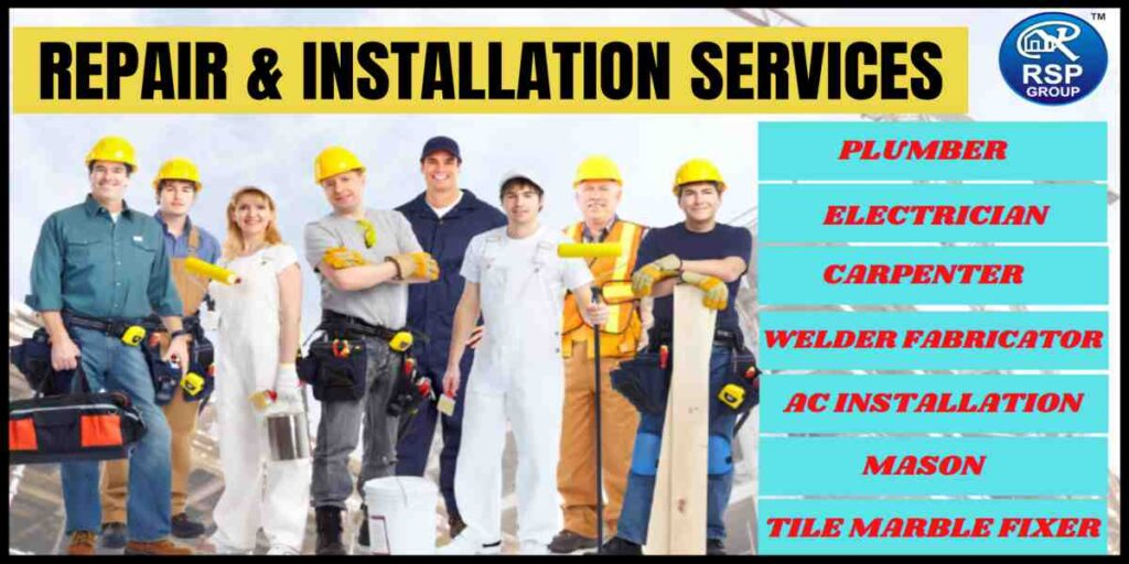 Best Repair and Installation Services in India