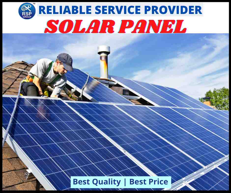 Buy Solar Panel from Reliable Service Provider