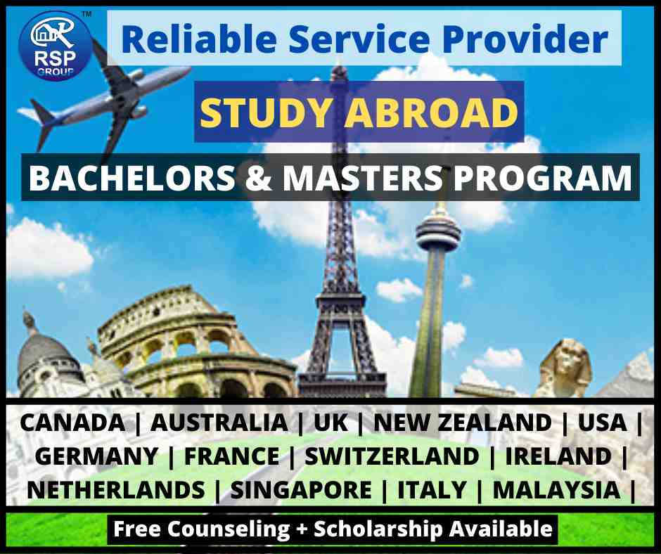 Best Study Abroad Consultant Services in India