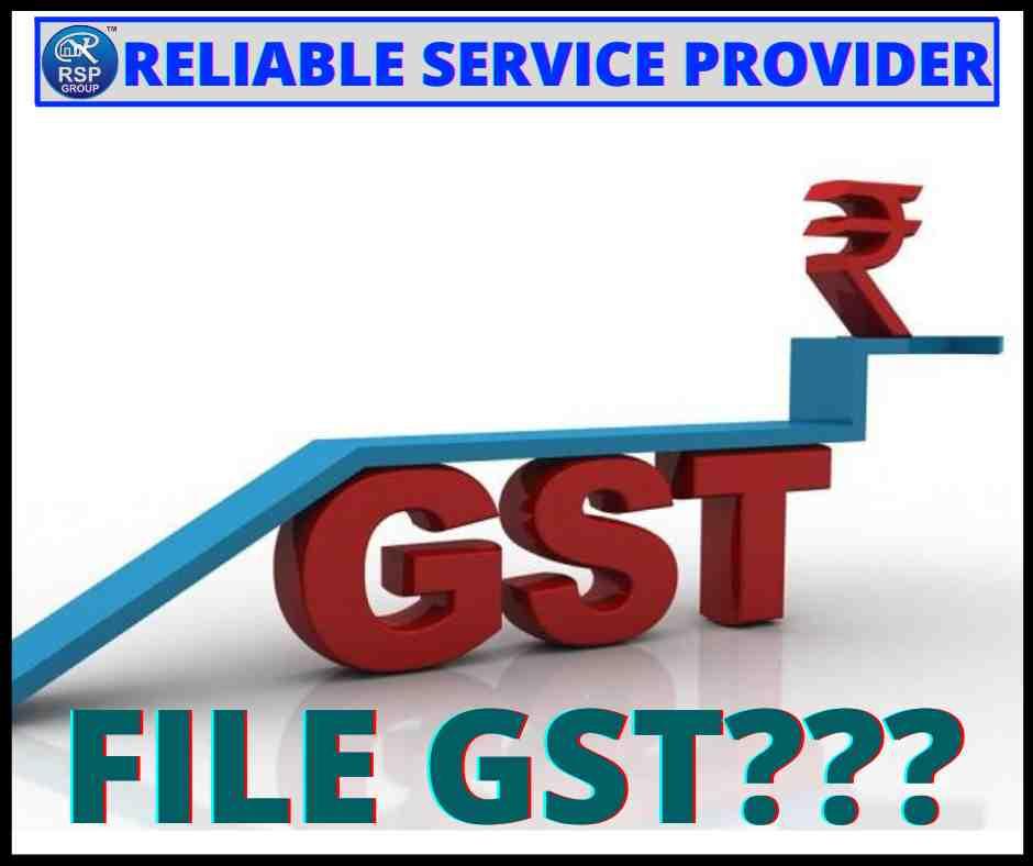 Best Way to File GST Return