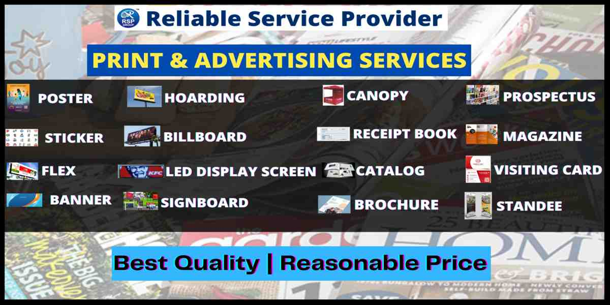 Best Print and Advertising Service in India